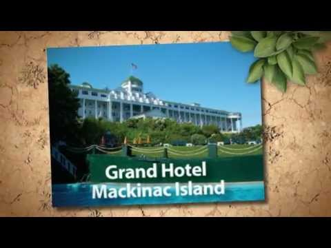 Beautiful Places To Visit In Michigan Youtube