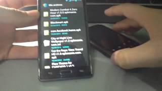 Como Pasar Juegos O Apps Por Bluetooth En Android
