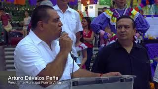 PUERTO VALLARTA CELEBRA LAS TRADICIONES   FESTIVAL DEL DIA DE MUERTOS