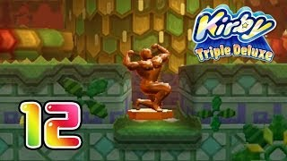 Kirby Triple Deluxe ITA [Parte 12 Tarzan]