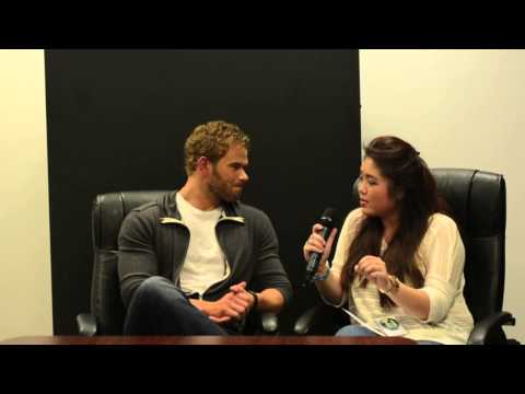 TI Exclusive: Kellan Lutz Discusses Abbot+Main