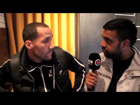 JAMES DeGALE TALKS TO KUGAN CASSIUS ON DYAH DAVIS, FROCH v GROVES & FIGHTING FOR A WORLD TITLE.