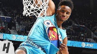 2019 NBA Slam Dunk Contest - Full Highlights   2019 NBA All-Star Weekend