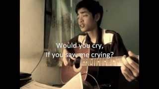 HERO - Enrique Iglesias [Cover with lyrics on screen]