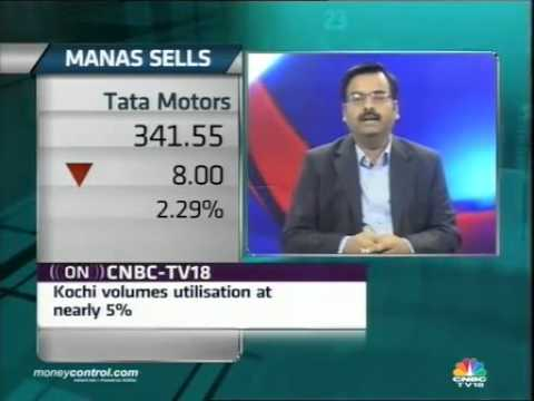 Short Tata Motors, says Manas Jaiswal
