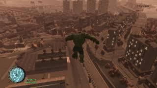 GTA IV 1.0.7.0: How To MANUALLY Install Hulk Mod For GTA