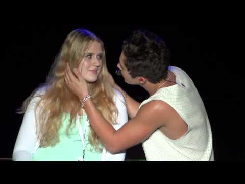 Austin Mahone - U (Cologne, Germany 6/28/14) FULL HD