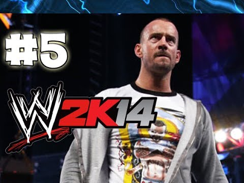 WWE 2K14 - Universe Mode - Episode 5 - Extreme Rules (Raw & Smackdown) (HD) (Gameplay)