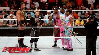 Tensions rise in WWE's Tag Team division: Raw, June 13, 2016
