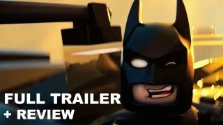 The Lego Movie 2014 Official Trailer + Trailer Review : HD
