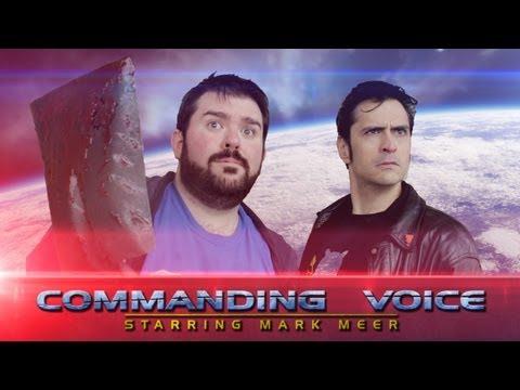 Commanding Voice (Featuring Mark Meer)