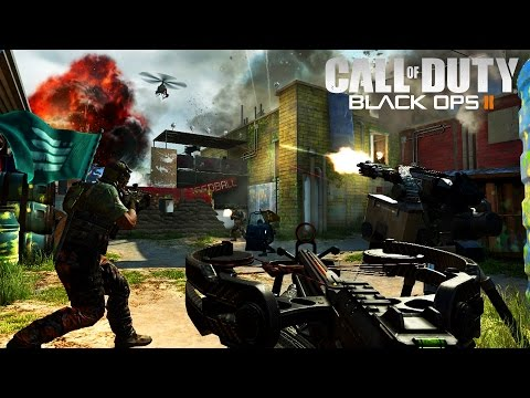 Call Of Duty Black Ops 2 Try-Harding Mini Games & PVP Multiplayer  Domination