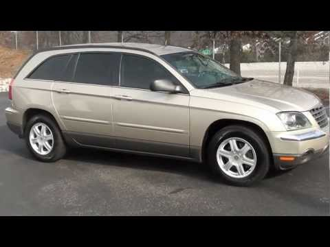 FOR SALE 2006 CHRYSLER PACIFICA TOURING!! 4 CAPTAINS CHAIRS, STK# P6032A www.lcford.com