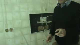 Inch cm waterdichte led inbouw tv aquasound