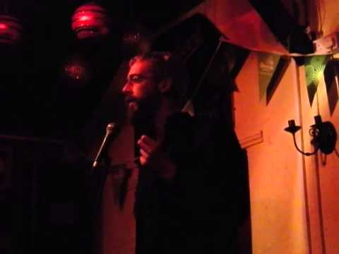 John Moynes, 'September 2013', All Ireland Poetry Slam Final December 9, 2013