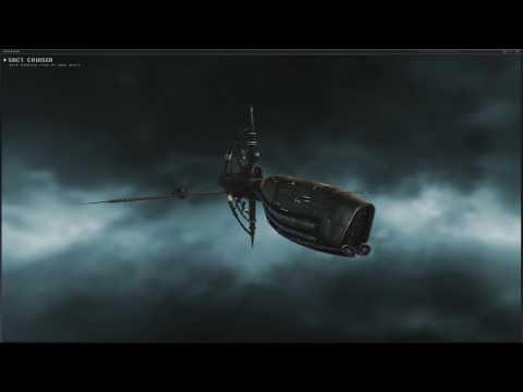 Корабли Jovian или то, что есть в игре, но неиграбельно.