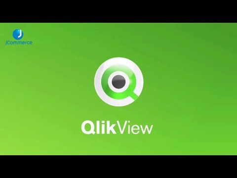 QlikView - platforma Business Intelligence (BI) od JCommerce