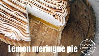 Lemon meringue pie レモンメレンゲパイ