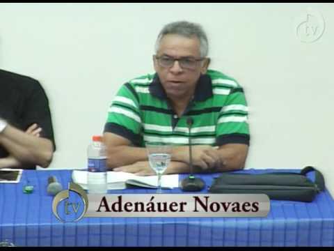 CAP IV - NINGUÉM PODE VER O REINO DE DEUS SE... - Palestrante: Adenáuer Novaes (11.02.2017)