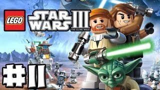 LEGO Star Wars 3 The Clone Wars Episode 11 Jedi