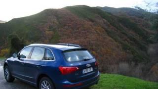 Prueba de Portalcoches.net del Audi Q5