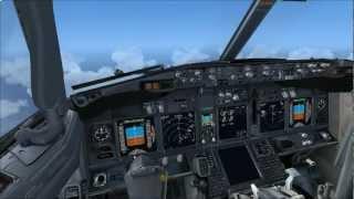 Flight Simulator X: Arrival/Landing in Madeira [PMDG 737] view on youtube.com tube online.