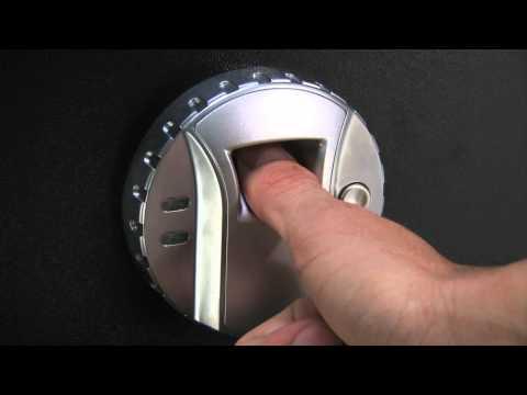 Barska Secure Biometric FIngerprint Scanning Safes