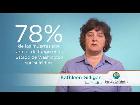 Firearm Safety and Suicide Prevention (Spanish)