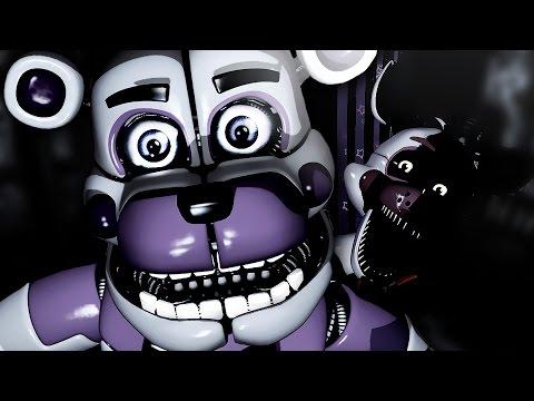 Five Nights at Freddy's: Sister Location - Custom Night - Part 2