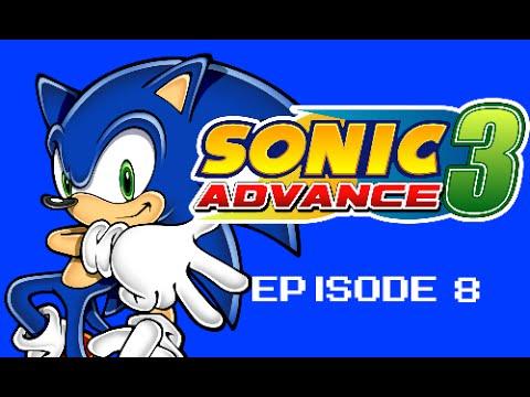 Sonic Advance 3 100% Playthrough - Episode 8 - Final Boss (x2) + Nonaggression