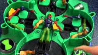 Ben 10 Alien Force Câmara De Criação