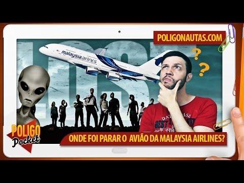 Onde Foi Parar o Avião da Malaysia Airlines? | PoligoPocket