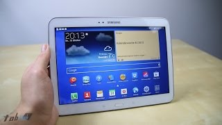 Review: Samsung Galaxy Tab 3 10.1 Im Test Tabtech.de