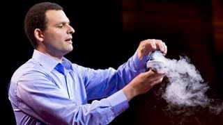 "Ted Talks: Boaz Almog ""Levitates"" a Superconductor"