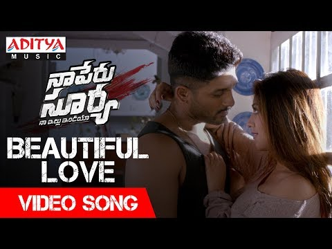 Beautiful Love Video Song
