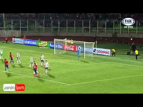 Chile vs Northern Ireland 2 0, Highlights   Friendly