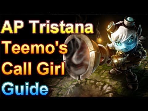 AP Tristana Guide - Teemo's Call Girl - League of Legends