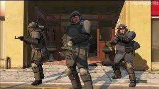 Grand Theft Auto 5 ( GTA V ) Sub Español Parte 17 GUIA