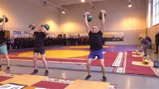 У ХНУВС відбувся Чемпіонат із гирьового спорту на першість університету