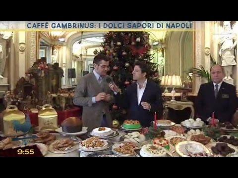 Caffè Gambrinus: i dolci sapori di Napoli