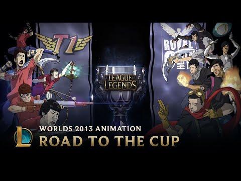 Road To The Cup... Phim Về Lol Hay, Fan Vào Điểm Cmn Danh Đê !!