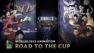 Road To The Cup