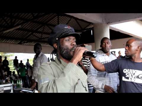 Kennet B Live at Meru University-Kenya Spoken Word Campus Tour