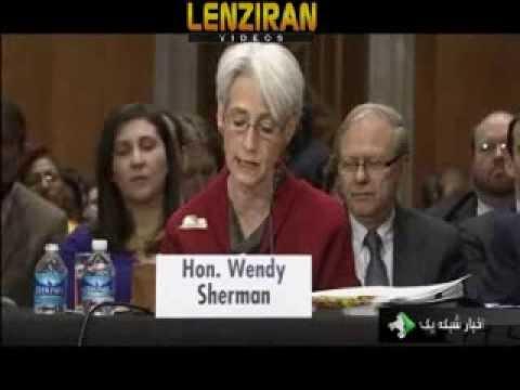 United States treasury threath , senior nuclear negotiator Wendy Sherman update congress