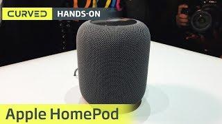 Apple HomePod angetestet: das Hands-on | deutsch