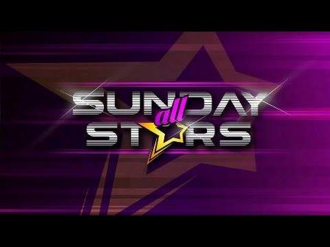 SUNDAY ALL STARS JANUARY 4 2015 PART 5