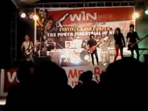 d'chillis band padang - cuci mata from kotak ( modern rock cover )