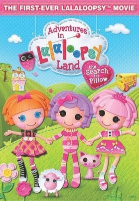 Adventures In Lalaloopsy Land: The Search for Pillow - YouTube