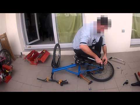 Drift Trike Build part 01