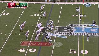 College Football   ''Big Ten Championship Michigan State vs  Wisconsin'' Recorded Dec 3, 2011, KMSPD